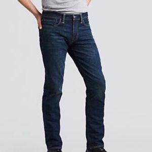 🆕 Levis 511 Slim Fit Stretch Jeans Vintage Heart